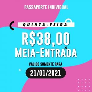Passaporte Meia 21/01/2021