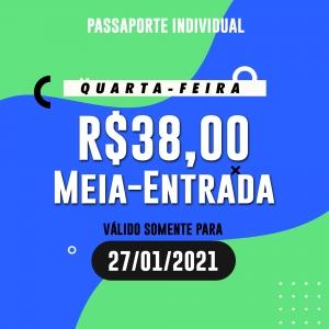 Passaporte Meia 27/01/2021