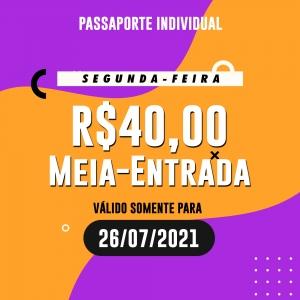 Passaporte Meia 26/07/2021