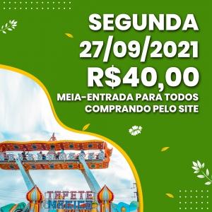 Passaporte Meia 27/09/2021